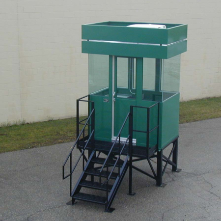 Guard House with Stand
