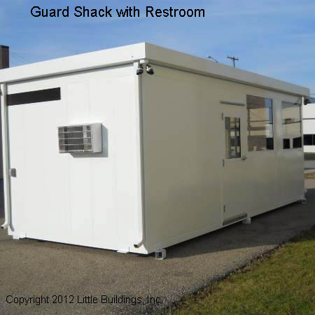 Security Office with Restroom 1