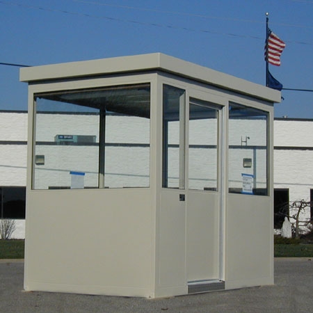Guard Shack preassembled made in USA