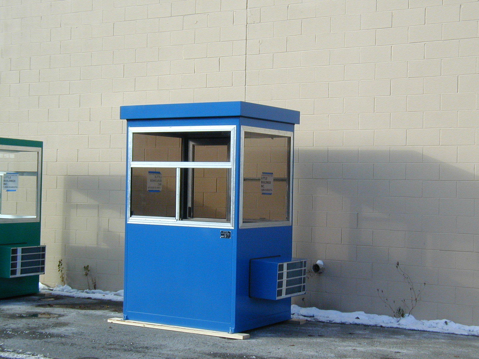 Parking Booth